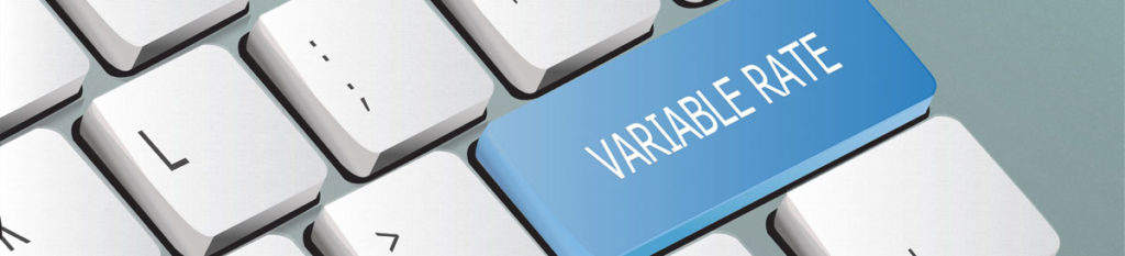 Variable rate mortgages